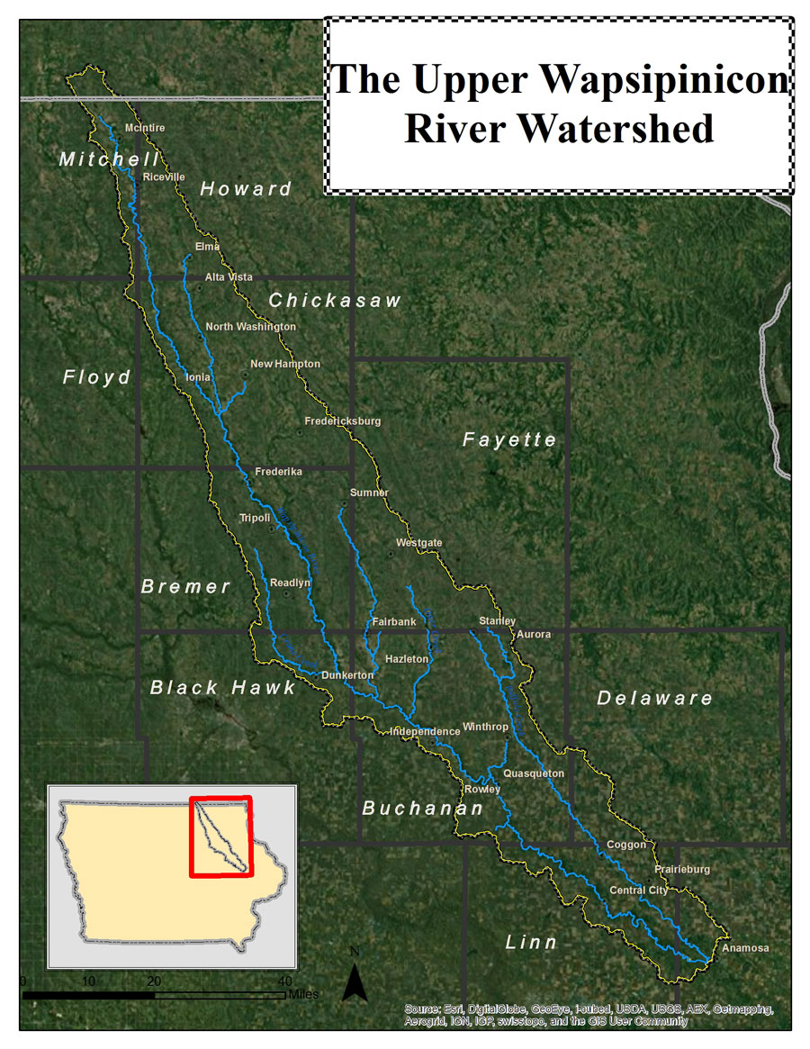 Wapsipinicon River Watershed